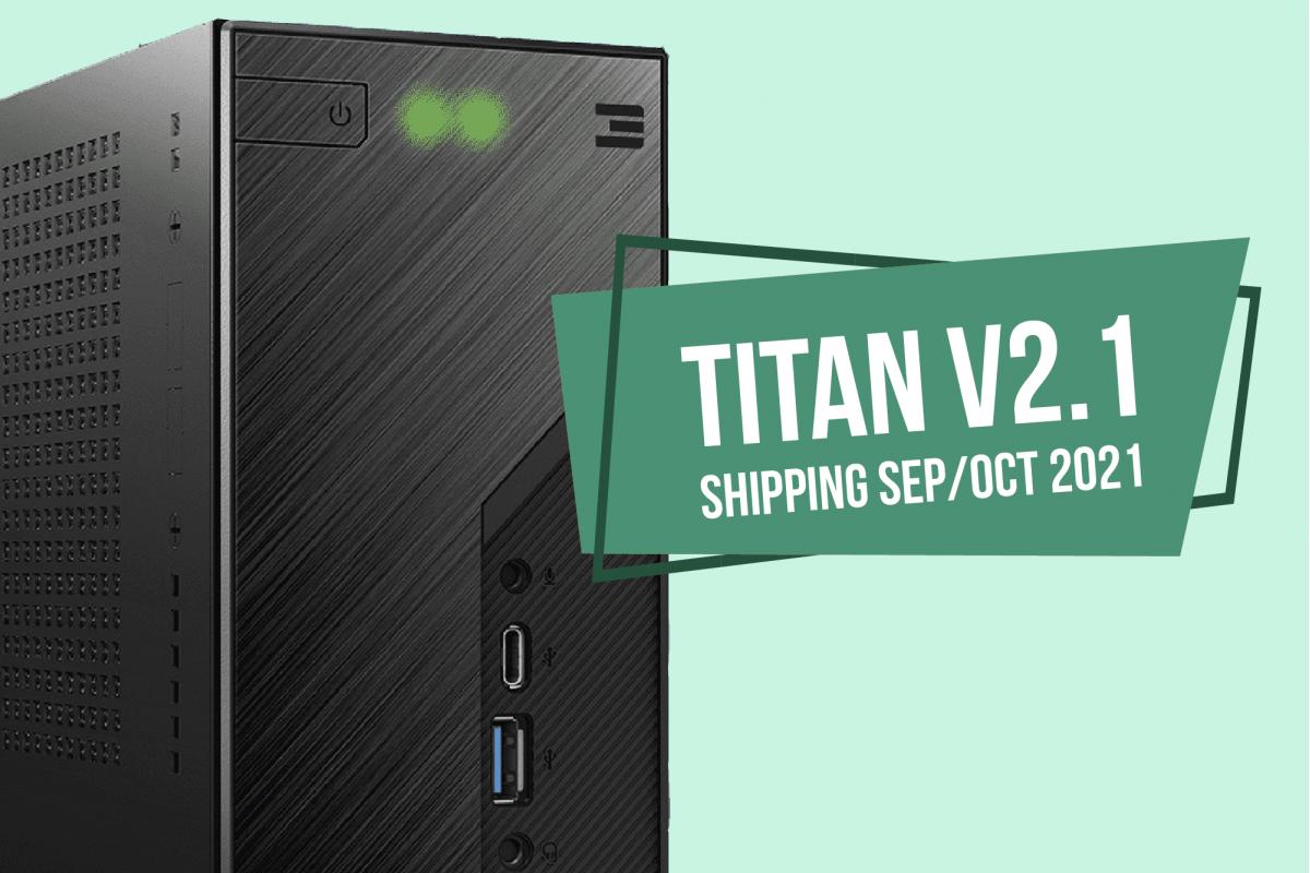 Titan v2.1